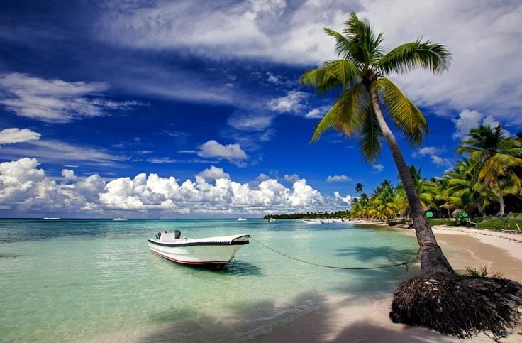 Visite de l'Île Saona