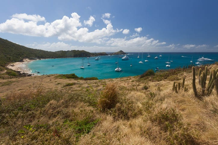 Visite de Saint-Barth