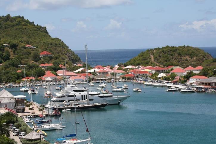 Visite de Gustavia
