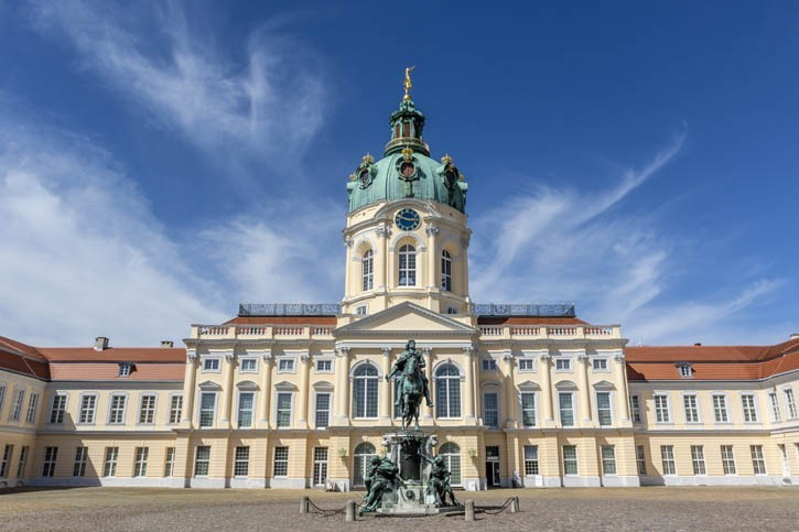 Découverte du Château de Charlottenburg