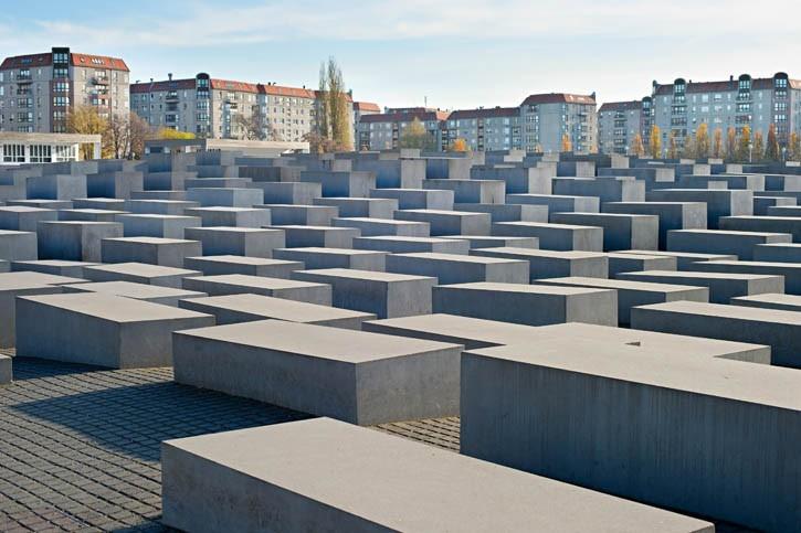 Visite du Mémorial de l'Holocauste