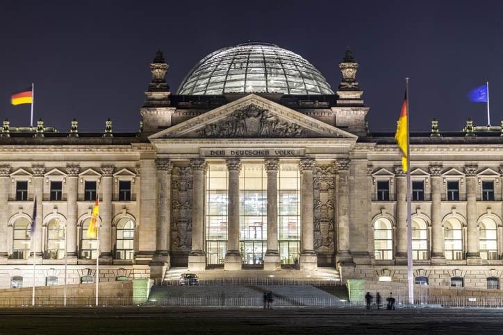 Découverte du Toit-Terrasse du Bâtiment Reichstag