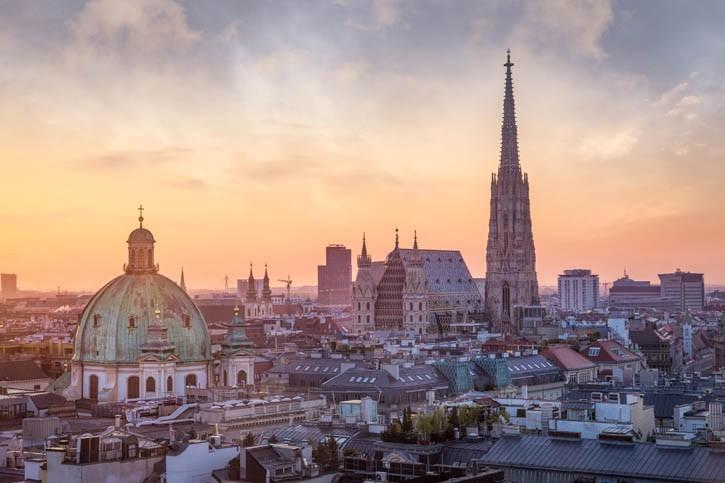 Visite de Vienne