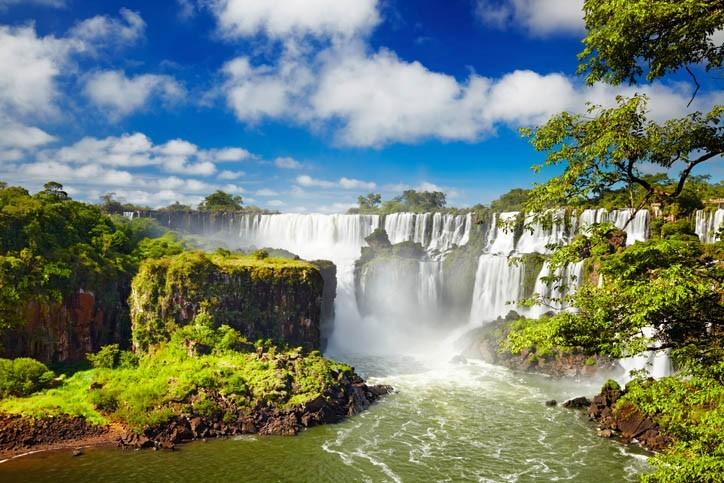 Voyage en Argentine