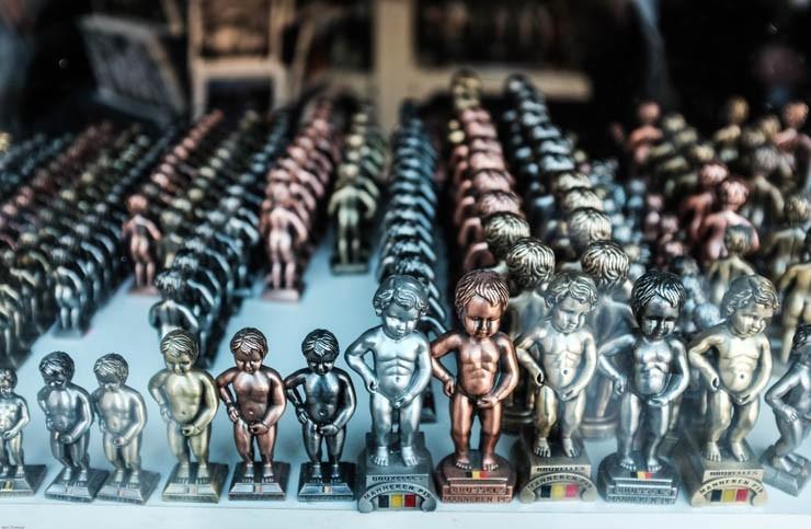 Figurines Manneken Pis