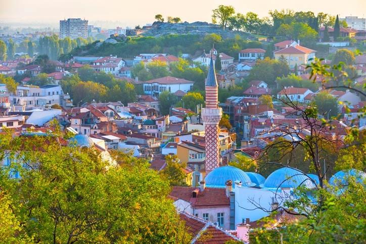 Découverte de la Cité Milléanire de Plovdiv