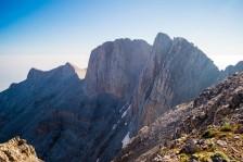 Découverte du Mont Olympe