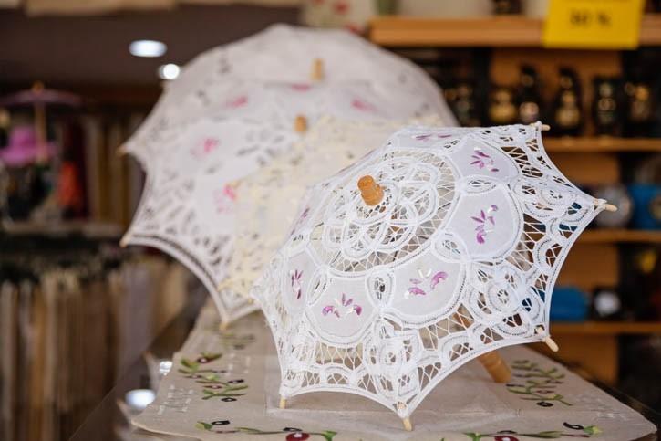 Ombrelles de Lefkara