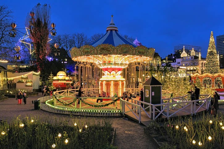 Parc Attraction Tivoli