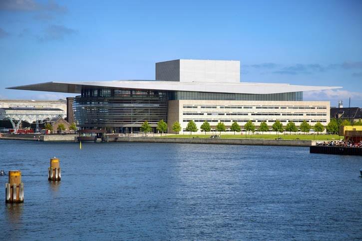 Visite de l'Opéra Moderne