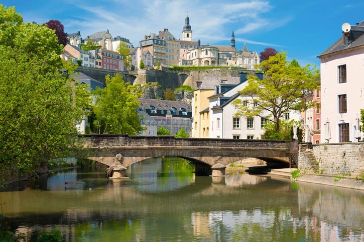Visite de Luxembourg