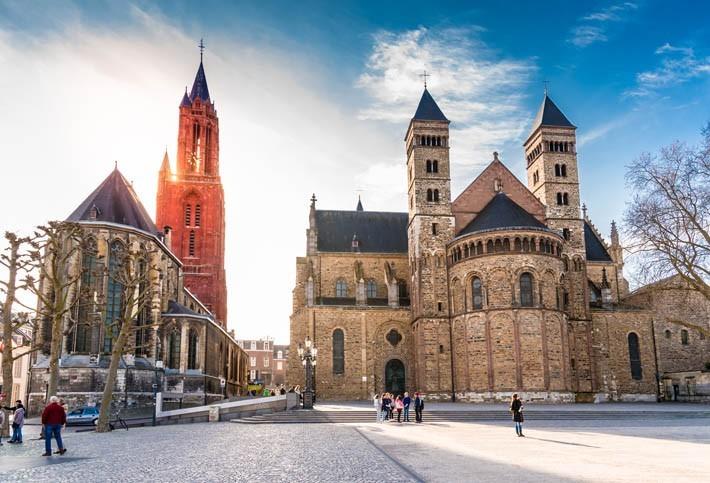 Visite de Maastricht