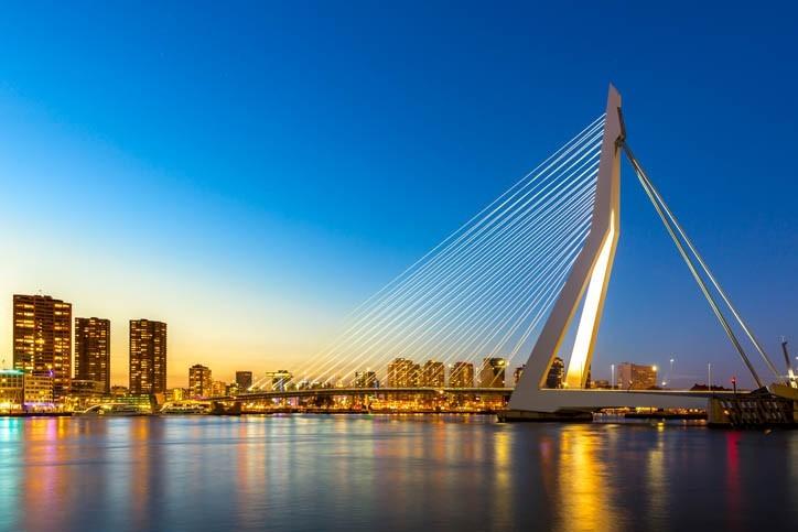 Visite de Rotterdam