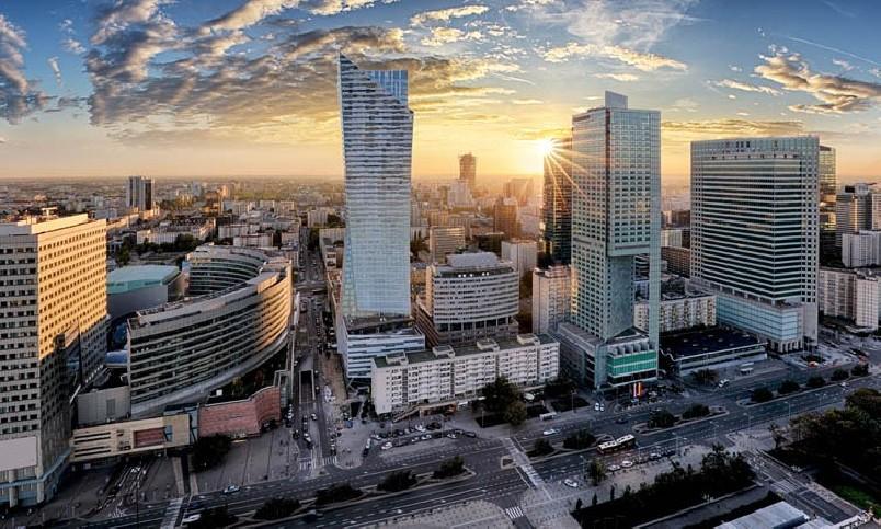Visite de Varsovie