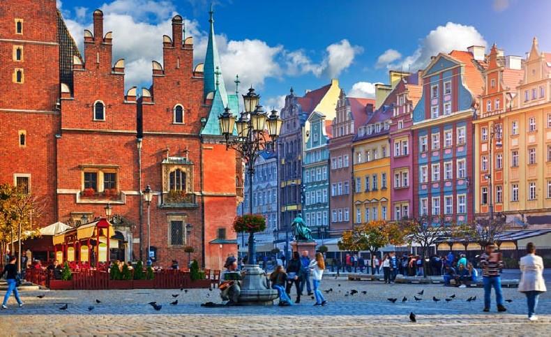 Découverte de Wroclaw