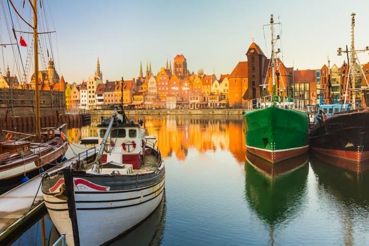 Visite de Gdansk