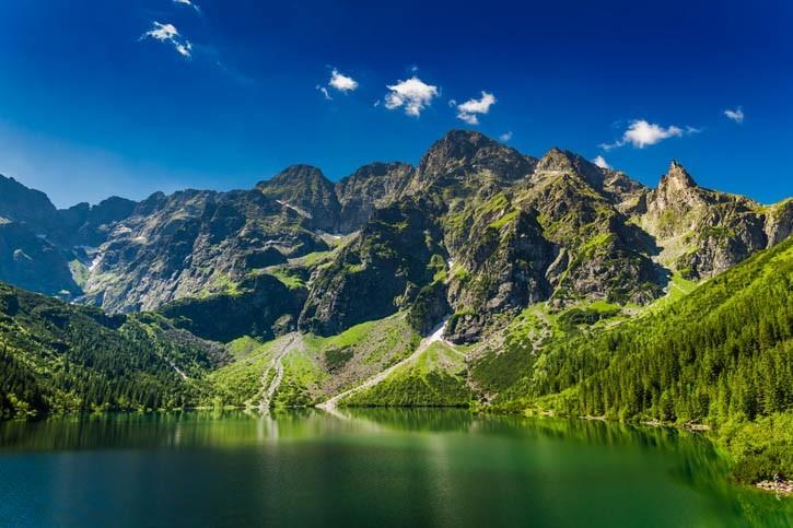 Découverte des Montagnes Tatras