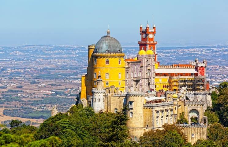 Visite de Sintra