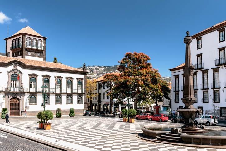 Visite de Funchal