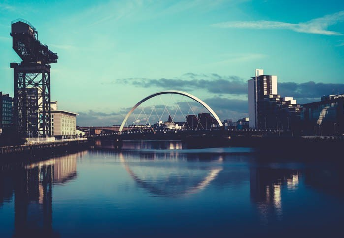 Visite de Glasgow