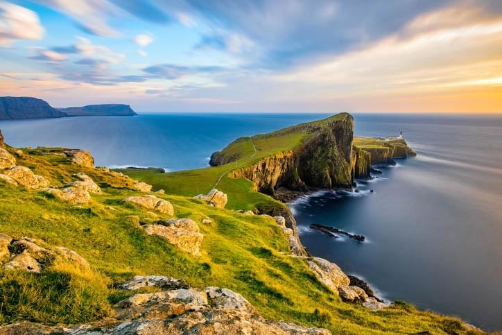 Visite de l'île de Skye