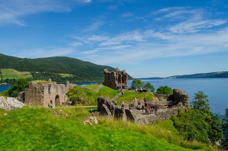 Visite d'Inverness