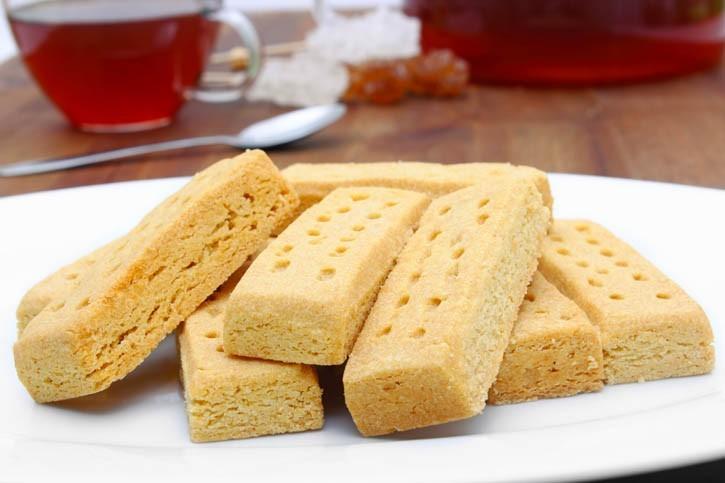 Paquet de Short Bread
