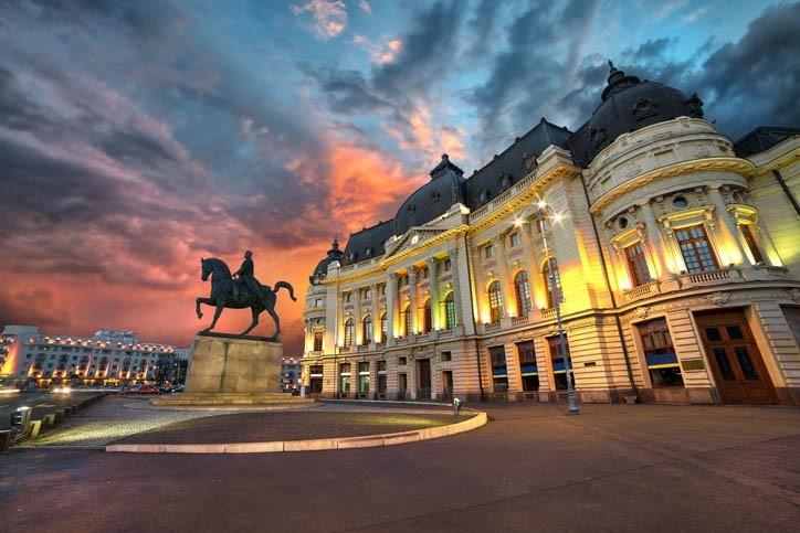 Visite de Bucarest