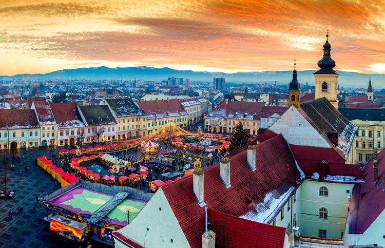 Visite de Sibiu