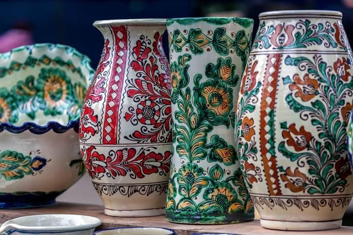 Céramique roumaine