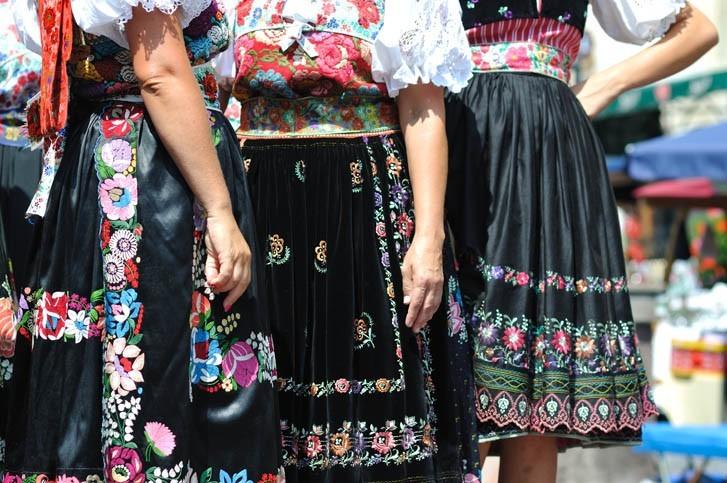 Tenues slovaques
