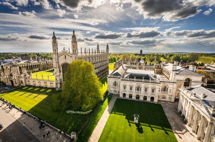 Visite de Cambridge