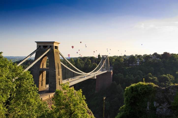 Visite de Bristol