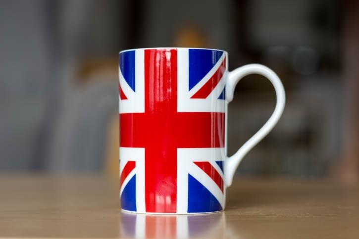 Mug British