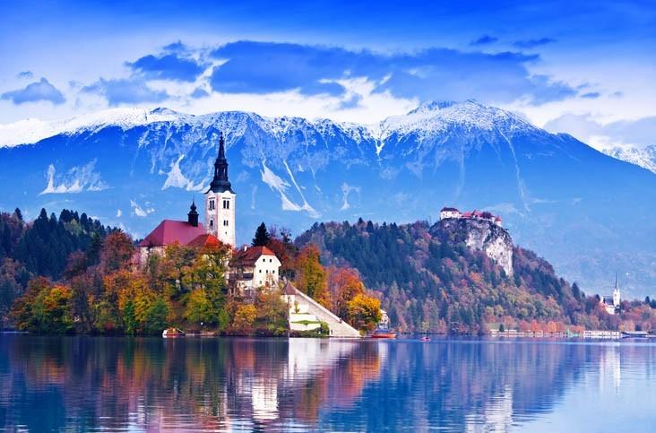 Visite de Bled