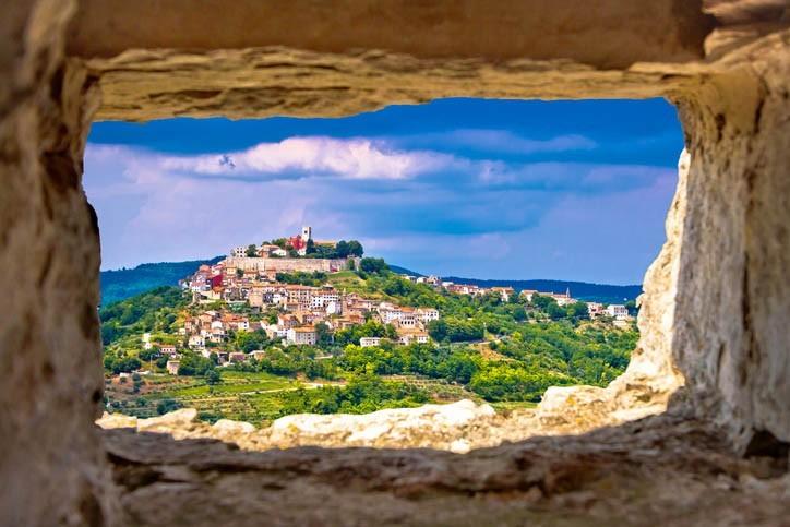 Visite de Istrie