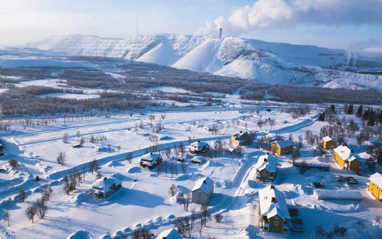 Visite de Kiruna