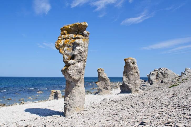 Visite de Gotland