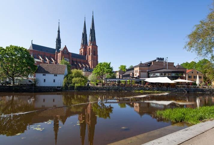 Visite de Uppsala