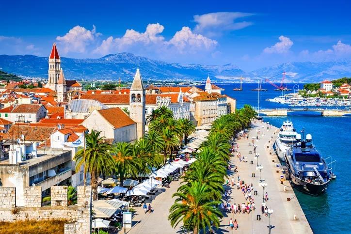 Visite de Split