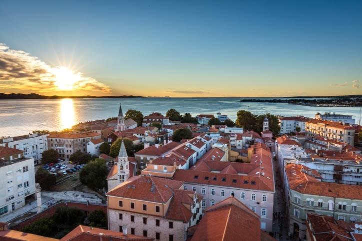 Visite de Zadar