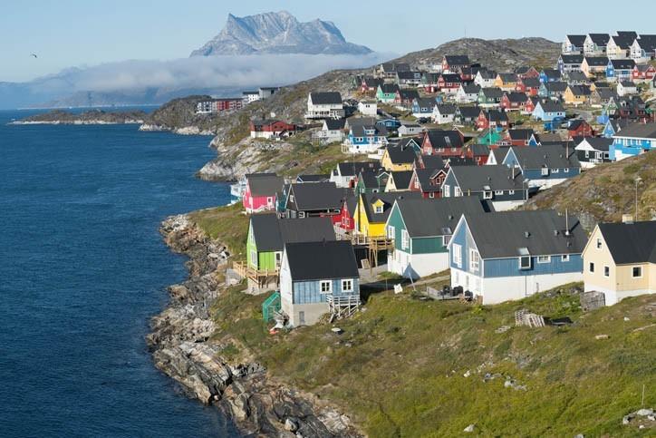 Visite de Nuuk