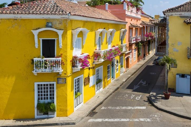 Visite de Cartagena de Indias