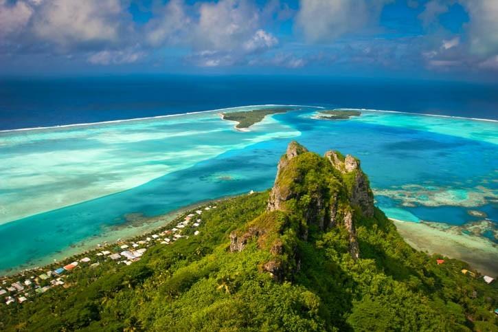 Visite de Bora Bora