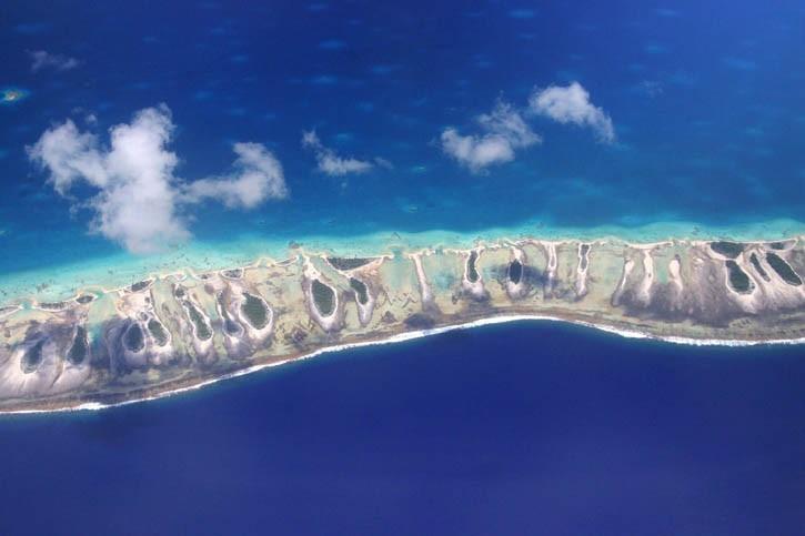 Visite des Tuamotus