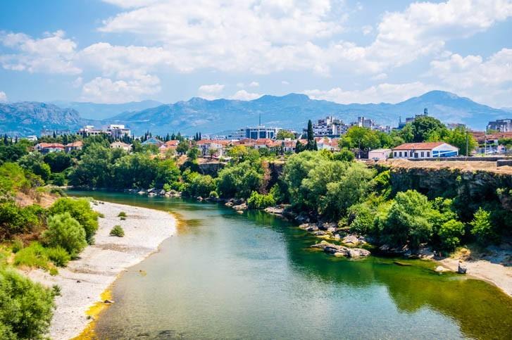 Visite de Pdgorica