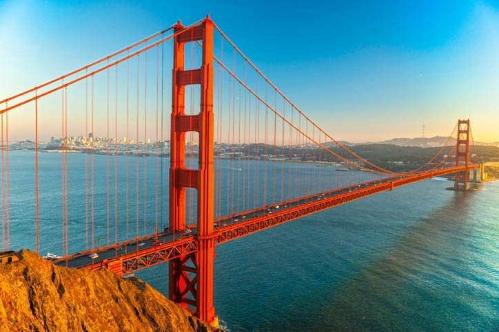 Visite de San Fransisco