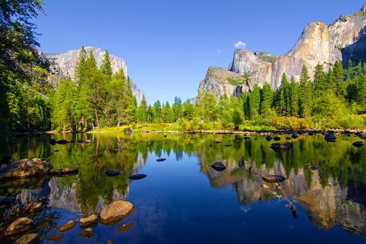 Visite de Yosemite