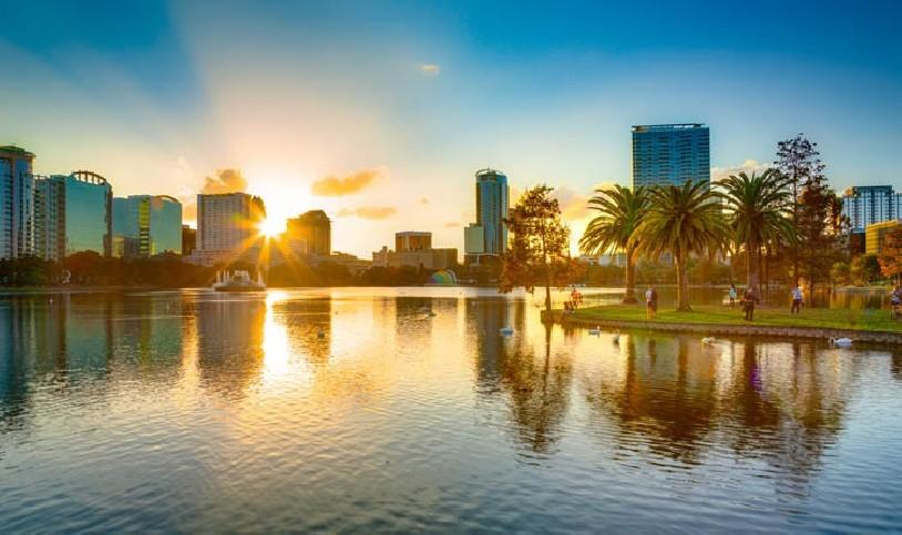 Visite d'Orlando