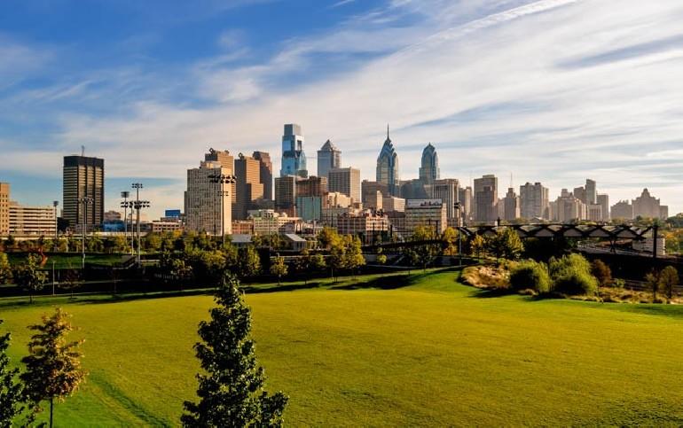 Visite de Philadelphie